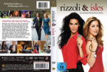 Rizzoli & Isles Staffel 5 (2014) R2 German Cover & Custom Labels