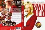 Santa Baby (2006) R2 German Custom Cover & Label