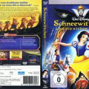 Schneewittchen und die Sieben Zwerge (1937) R2 German Cover & Label