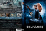 Self/Less – Der Fremde in mir (2015) R2 German Custom Cover & Label