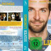 Silver Linings (2012) R2 German Custom Blu-Ray Cover & Label