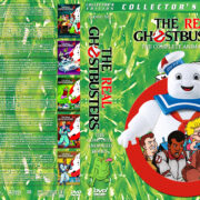 The Real Ghostbusters - The Complete Animated Series (2016) R1 Custom Covers