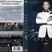 Spectre (2015) R2 German Custom Cover & Label