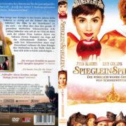 Spieglein Spieglein - Die wahre Geschichte von Schneewittchen (2012) R2 German Custom Cover & Label