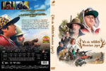 Wo die wilden Menschen jagen (2016) R2 German Custom Cover & Label