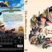 Wo die wilden Menschen jagen (2016) R2 German Custom Cover & Label
