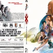 xXx - Die Rückkehr des Xander Cage (2017) R2 German Custom Blu-Ray Cover & Labels