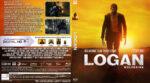Logan (2017) R2 German Custom Blu-Ray Cover & Labels