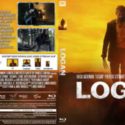 Logan (2017) R2 German Custom Blu-Ray Cover & Labels