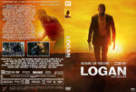 Logan (2017) R2 German Custom Cover & Labels