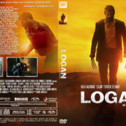 Logan (2017) R2 German Custom Cover & Labels