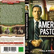 American Pastoral (2017) R2 German Blu-Ray Cover