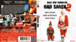 Bad Santa 2 (2017) R2 German Blu-Ray Cover