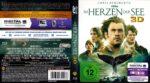 Im Herzen der See (2015) R2 German Blu-Ray Cover