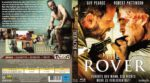 The Rover (2014) R2 German Blu-Ray Cover