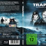 Trapped Gefangen in Island (2017) R2 German Blu-Ray Cover