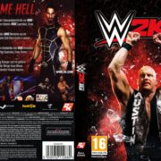 WWE 2k16 (2015) Custom German PC Cover