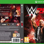 WWE 2k16 (2015) Custom German XBOX ONE Cover