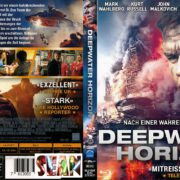Deepwater Horizon (2017) R2 German Custom Blu-Ray Cover