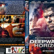 Deepwater Horizon (2017) R2 German Custom DVD Cover