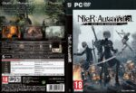 Nier Automata (Day One Edition) (2017) NL & FR Custom PC Cover & Label