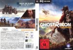 Tom Clancys´s Ghost Recon Wildlands (2017) German Custom PC Cover