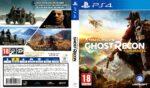 Tom Clancy Ghost Recon Wildlands (2017) German PS4 Cover