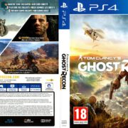 Tom Clancy Ghost Recon Wildlands (2017) German PS4 Cover