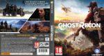 Tom Clancy Ghost Recon Wildlands (2017) German XBOX ONE Cover