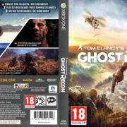Tom Clancy Ghost Recon Wildlands (2017) German XBOX ONE Cover