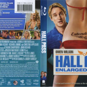 Hall Pass (2011) R1 Blu-Ray Cover & Label
