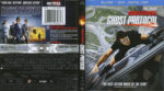 Mission Impossible 4: Ghost Protocol (2011) R1 Blu-Ray Cover & Labels