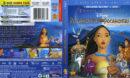 Pocahontas & Pocahontas II (2012) R1 Blu-Ray Cover & Labels