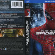 The Amazing Spider-Man (2012) R1 Blu-Ray Cover & Labels