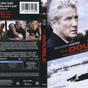 The Double (2011) R1 Blu-Ray Cover & Label
