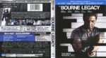 The Bourne Legacy (2012) R1 Blu-Ray Cover & Labels