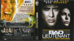 Bad Lieutenant: Port of Call New Orleans (2009) R1 Blu-Ray Cover & Label