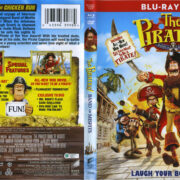 The Pirates: Band Of Misfits (2012) R1 Blu-Ray Cover & Labels