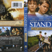 Stand By Me (1986) R1 Blu-Ray Cover & Label