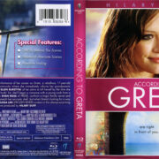According To Greta (2009) R1 Blu-Ray Cover & Label