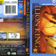 The Lion King (1994) R1 Blu-Ray Cover & Labels