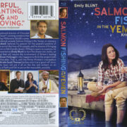 Salmon Fishing In The Yemen (2011) R1 Blu-Ray Cover & Label