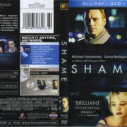 Shame (2012) R1 Blu-Ray Cover & Labels