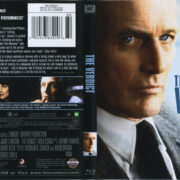 The Verdict (1982) R1 Blu-Ray Cover & Label