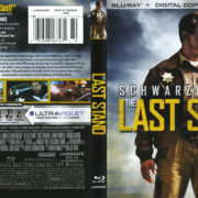 The Last Stand (2013) R1 Blu-Ray Cover & Label