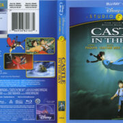 Castle In The Sky (1986) R1 Blu-Ray Cover & Labels
