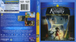 The Secret World Of Arrietty (2010) R1 Blu-Ray Cover & Labels