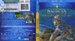 Nausicaa (1984) R1 Blu-Ray Cover & Labels