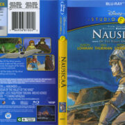 Nausicaa (1984) R1 Blu-Ray Cover & Labels