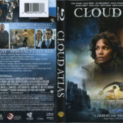 Cloud Atlas (2012) R1 Blu-Ray Cover & Labels